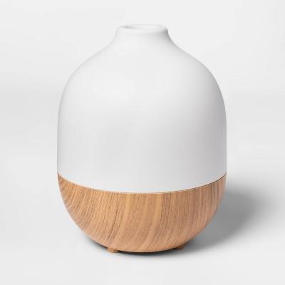 300ml Oil Diffuser White/Light Natural Woodgrain - Project 62™