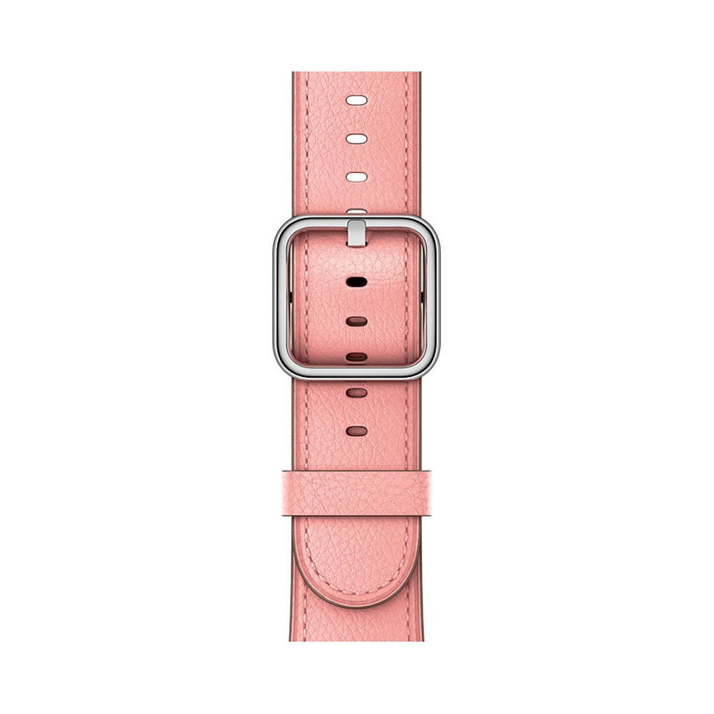 Apple Watch 42mm Classic Buckle Band - Soft Pink