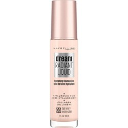 Maybelline Dream Radiant Liquid Foundation - 1 fl oz
