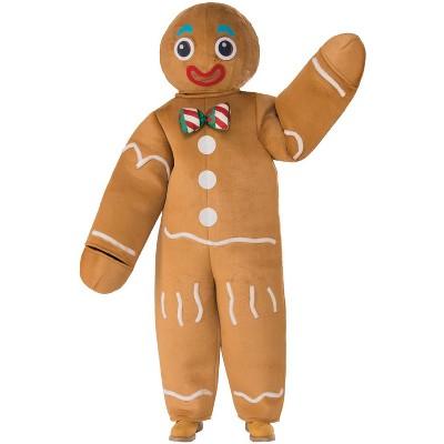 Rubie's Gingerbread Man Mascot Adult Costume