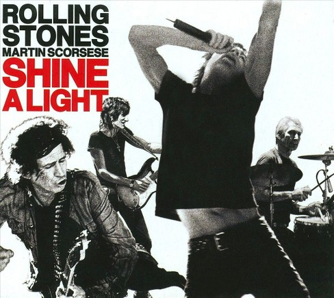 The Rolling Stones - Shine a Light: Original Soundtrack (Deluxe Edition) (CD) - image 1 of 1