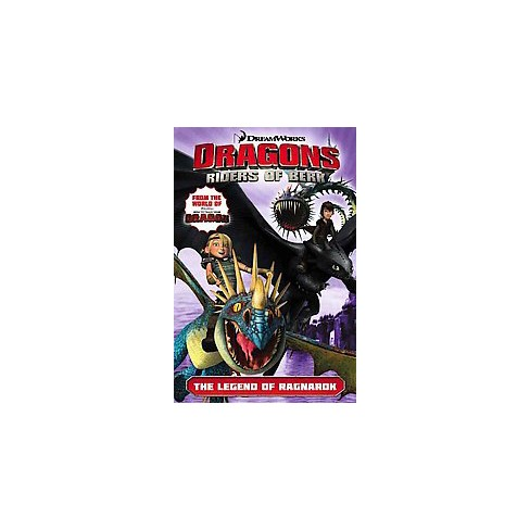 Dragons: Riders of Berk - Volume 5: The Legend of Ragnarok (How to Train Your Dragon Tv) - (Paperback) - image 1 of 1