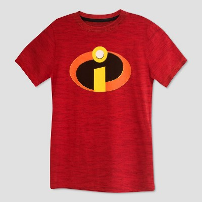 Toddler Boys' The Incredibles Short Sleeve T-Shirt - Red 12M