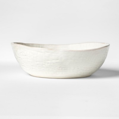 Cravings by Chrissy Teigen 8  Stoneware Dinner Bowl White