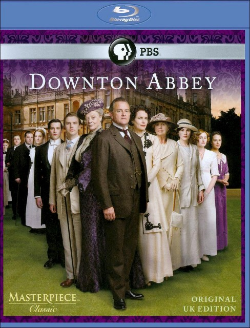 Masterpiece Classic: Downton Abbey - Season 1 [2 Discs] [Blu-ray] - image 1 of 1