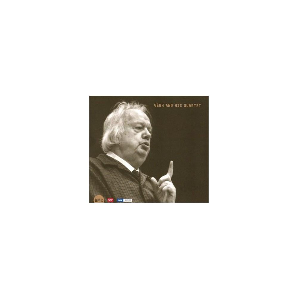 Sandor Vegh - Vegh And His Quartet (CD)