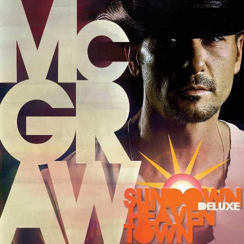 Tim McGraw - Sundown Heaven Town (2 LP)(Deluxe Edition) (Vinyl) - image 1 of 1