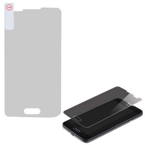 MYBAT Tempered Glass LCD Screen Protector Film Cover For LG Optimus Exceed 2 VS450PP Verizon/Optimus L70/Realm/Ultimate 2 - image 1 of 2