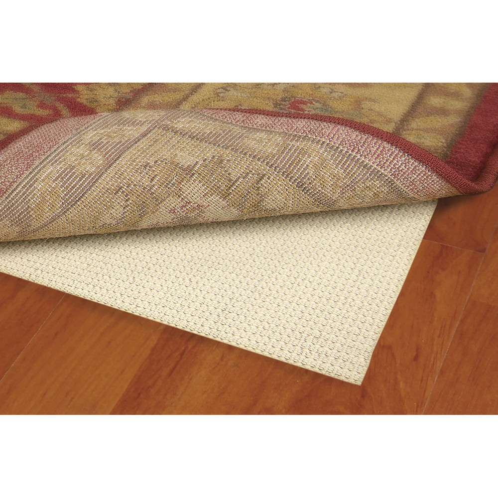 Cream Non-Slip Rug Pad 4'8x7'6 - Oriental Weavers