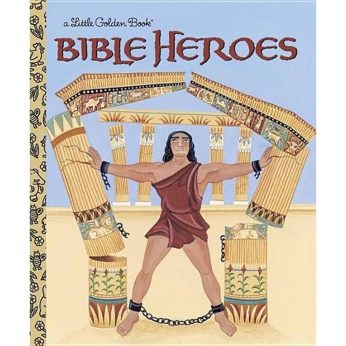 Bible Heroes - (Little Golden Books (Random House)) by  Christin Ditchfield (Hardcover) - image 1 of 1