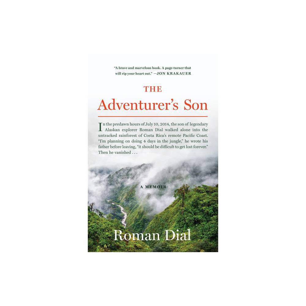 The Adventurer 39 S Son By Roman Dial Hardcover