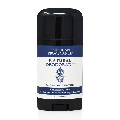 American Provenance Daggers & Diamonds Aluminum-Free Natural Deodorant - 2.65oz
