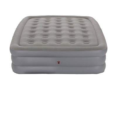 Coleman GuestRest Double High Air Mattress Queen - Gray