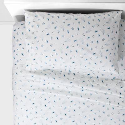 Toddler Shooting Starts Cotton Sheet Set - Pillowfort™