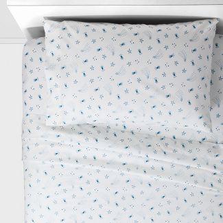 Twin Shooting Stars Cotton Sheet Set - Pillowfort™