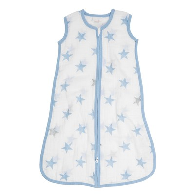 Aden® by Aden + Anais® Wearable Blanket - Light Blue - S