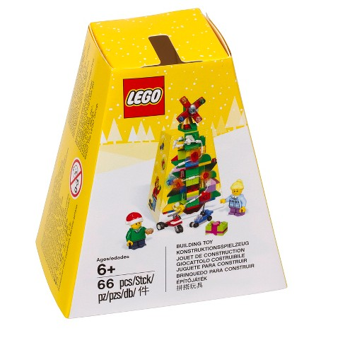 Lego Christmas.Lego Creator Christmas Set 5004934