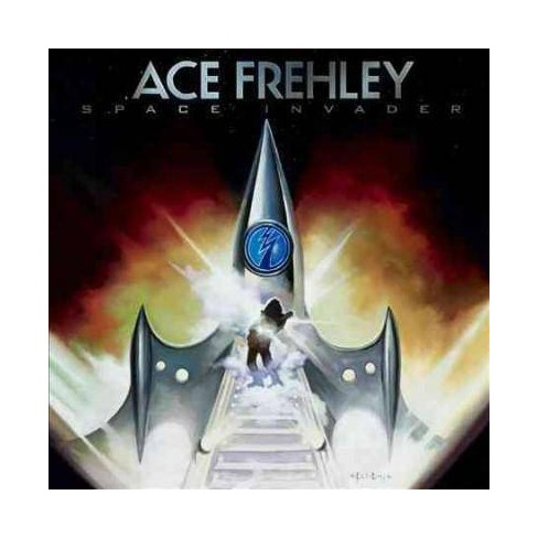 Ace Frehley - Space Invader (CD) - image 1 of 1