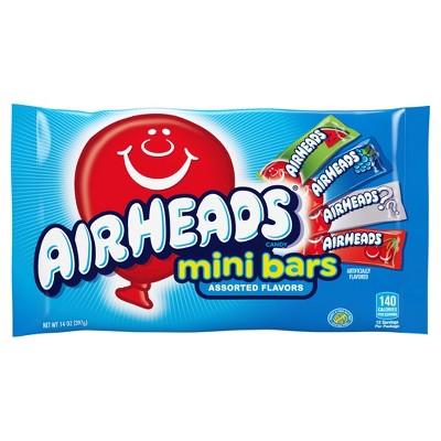 Airheads Assorted Mini Bars - 14oz