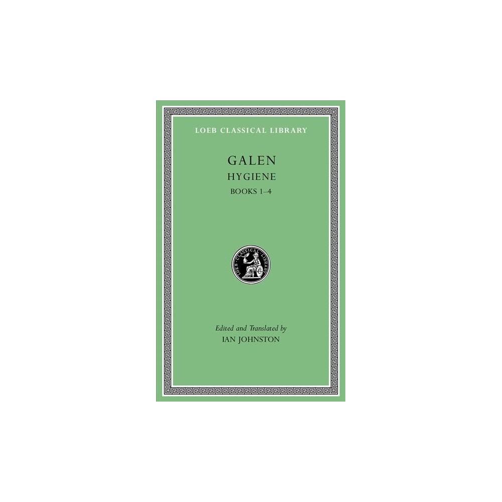Hygiene Book 1-4 (Bilingual) (Hardcover) (Galen)