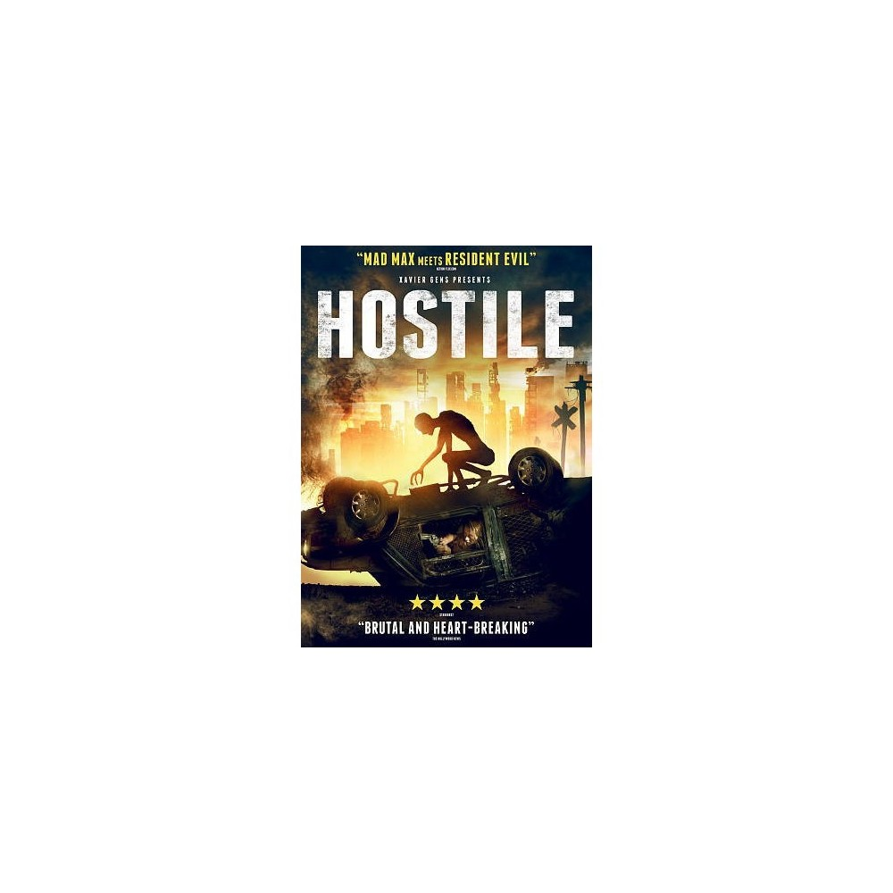 Hostile (Dvd), Movies