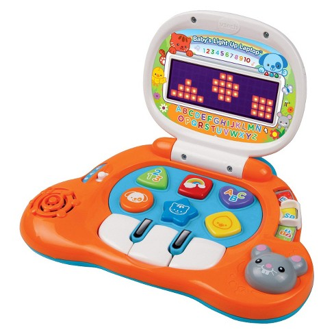 VTech® Baby's Light Up Laptop - image 1 of 5