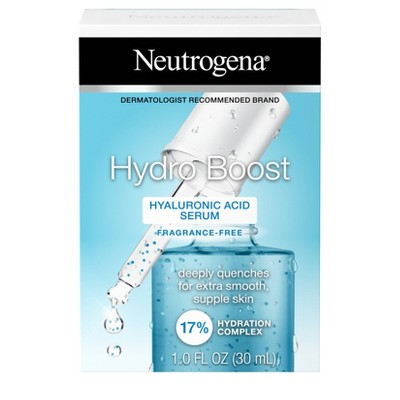 Neutrogena Hydro Boost Hyaluronic Acid Serum - Unscented - 1 fl oz