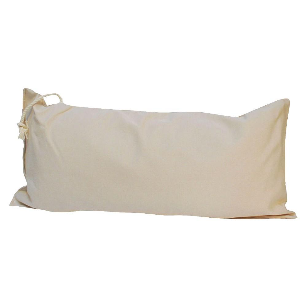 Outdoor Deluxe Hammock Pillow - Natural