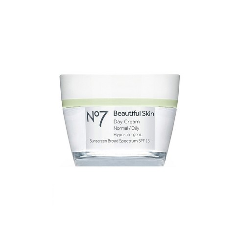No7 Beautiful Skin Day Cream Normal/Oily SPF 15 - 1.6oz - image 1 of 4
