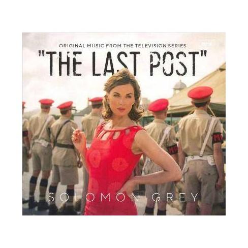Solomon Grey - Last Post (Osc) (CD) - image 1 of 1
