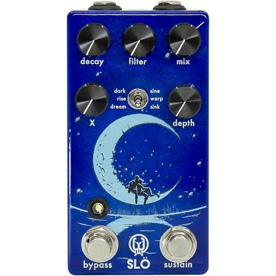Walrus Audio Slo Multi-Texture Reverb Effects Pedal