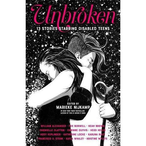 Unbroken - by  Marieke Nijkamp (Hardcover) - image 1 of 1
