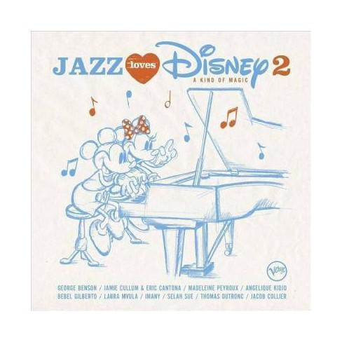 Various - Jazz Loves Disney 2: A Kind Of Magic (Vinyl) - image 1 of 1