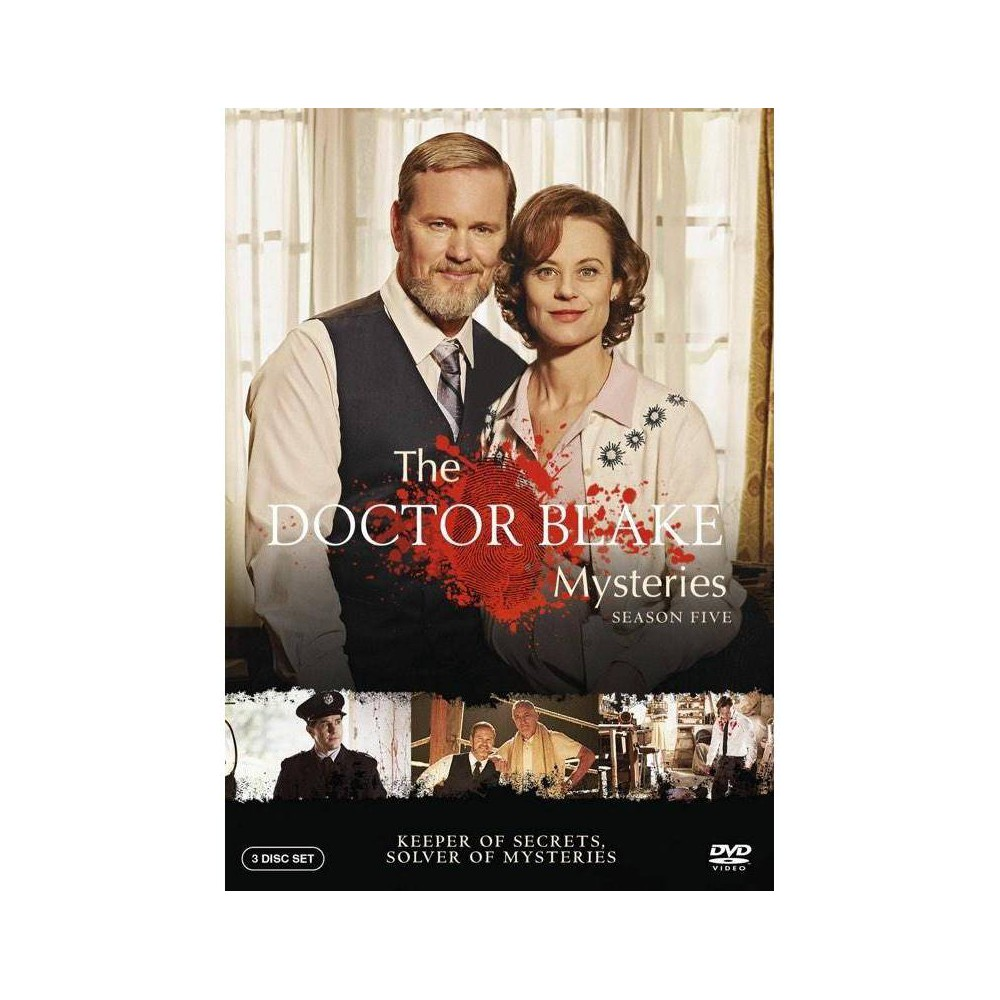 The Doctor Blake Mysteries: Season Five (DVD) Promos