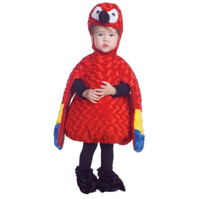 Toddler Parrot Costume 18-24 Months