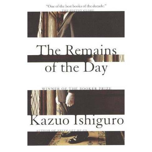 The Remains of the Day - by  Kazuo Ishiguro (Hardcover) - image 1 of 1
