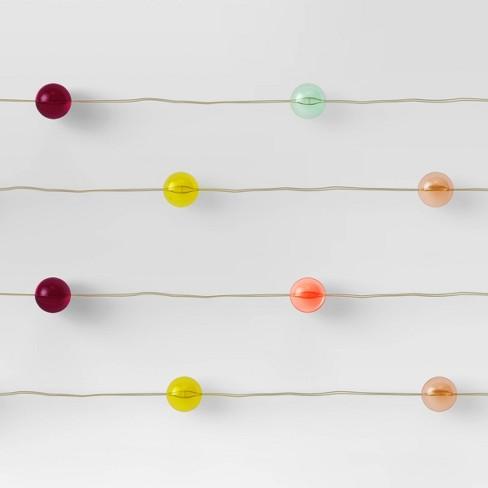 LED Globe Fairy String Lights - Opalhouse™ - image 1 of 2