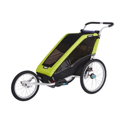 Thule Chariot Lite 1 Single-Seater Pendant Bicycle Trailer Children/'s Earrings