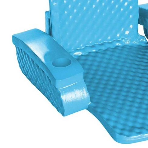 TRC Recreation Super Soft Swimming Pool Folding Chair Foam Lounge Float (2  Pack)