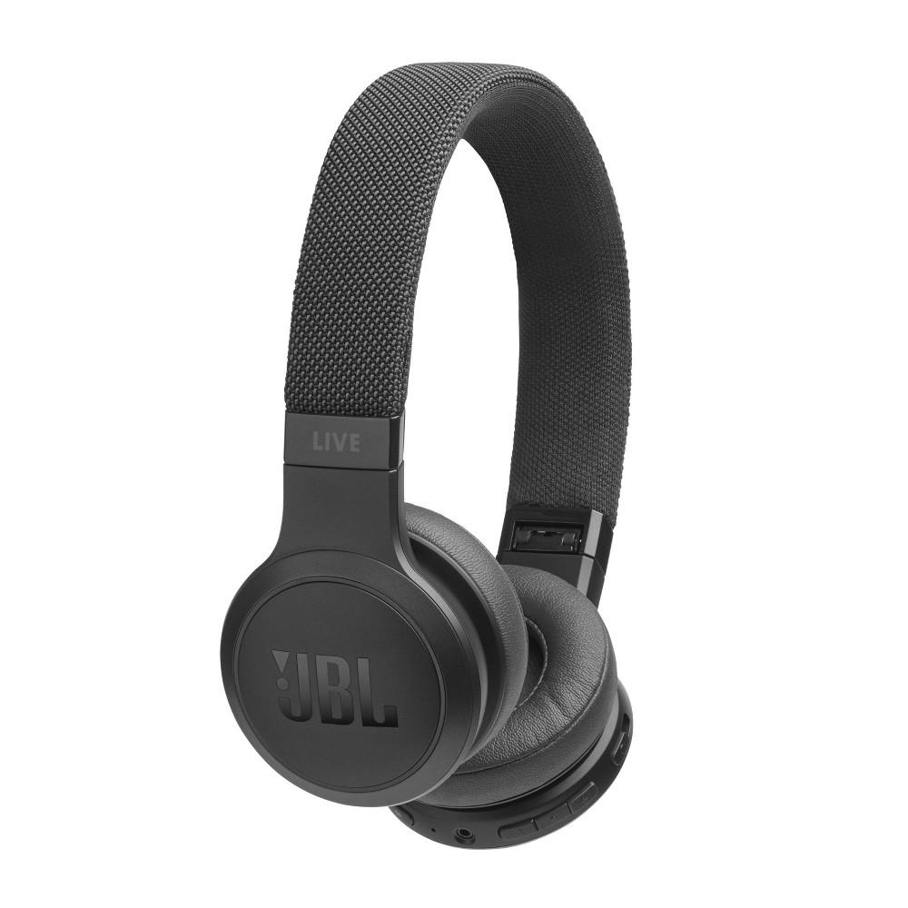 JBL On-Ear Headphones Live 400, Black