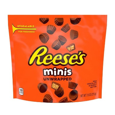 Reese's Minis Peanut Butter Cups - 7.6oz