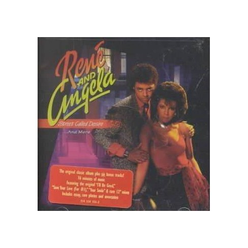 Ren'  &  Angela - Street Called Desire and More (CD) - image 1 of 1