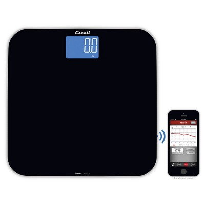 "Personal Scale 12.63""x12.63"" - Black Escali"