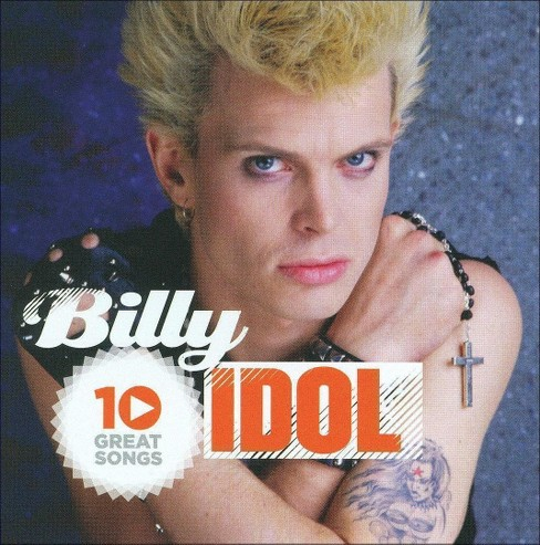 Billy Idol - 10 Great Songs (CD) - image 1 of 1