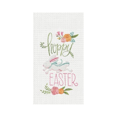 C&F Home Hoppy Easter Kitchen Towel