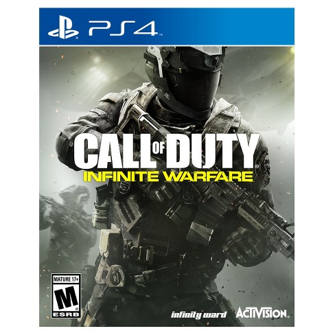 Call Of Duty Infinite Warfare Playstation 4 Target