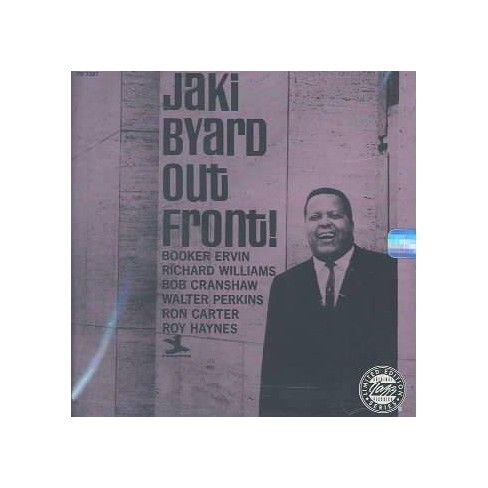 Jaki Byard - Out Front! (CD) - image 1 of 1