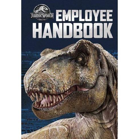 Jurassic World: Employee Handbook - (Replica Journal) (Hardcover) - image 1 of 1