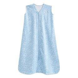 HALO 100% Cotton SleepSack Disney Baby Collection - Blue M