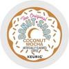 The Original Donut Shop Coconut Mocha Flavored Medium Roast Coffee - Keurig K-Cup Pods - 18ct - image 2 of 4